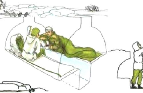 4 Easy Steps To Make An Emergency Snow Shelter In 2020