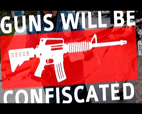 Gun Owners, Beware! – Gun Confiscated in 2021