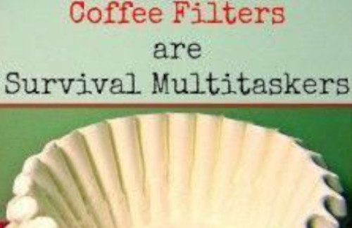 7 Mind Blowing Ways To Use Coffee Filters